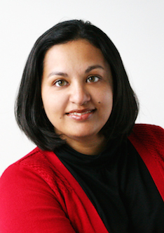This is an image of Associate Professor Gail Pacheco