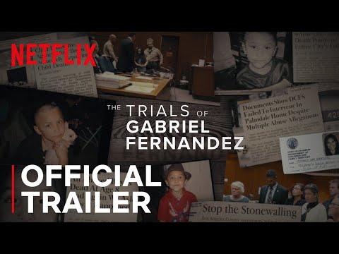 Trials of Gaberiel Fernandez
